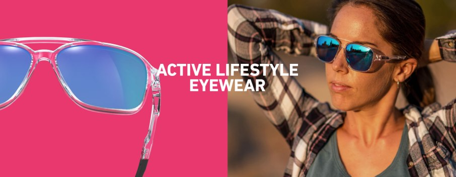 rudy project active lifestyle sunglasses
