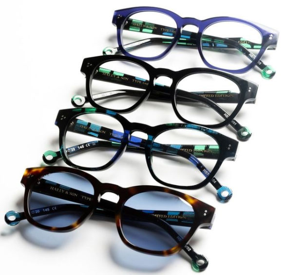 HS761V-03 occhiali da vista edizione limitata
