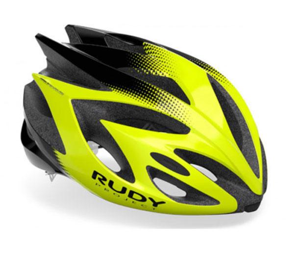 Rudy Project Rush Helmet fluorescent yellow