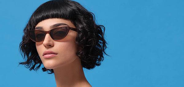 Polaroid glamour women cat eye sunglasses