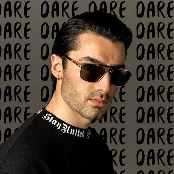 police for men vintage sunglasses