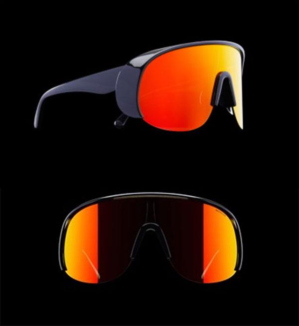 Moncler phanthom mask sunglasses